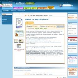LIREbel ++ Diagnostique Pro 1