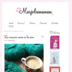 Le blog de Marjoliemaman