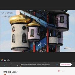 Wo ist Lisa? (PipiLangstrumpf)