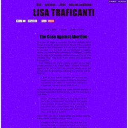 Lisa Traficanti