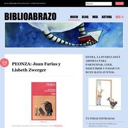 PEONZA: Juan Farias y Lisbeth Zwerger