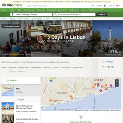 3 Days in Lisbon: Travel Guide on TripAdvisor
