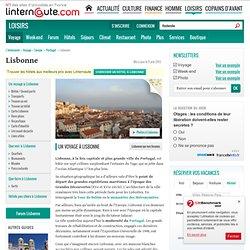 Lisbonne - Guide de voyage - Tourisme