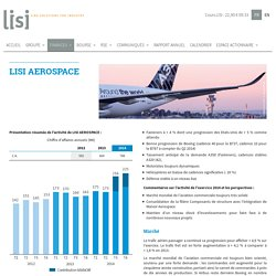 LISI AEROSPACE - LISI GROUP