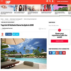 Top Selling Airbnb Clone Scripts in 2018