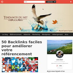 une liste de 50 backlinks