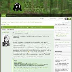 Liste GR5 Crête des Vosges puis Laponie