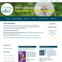 Liste des outils pédagogiques - Réseau IDée asbl