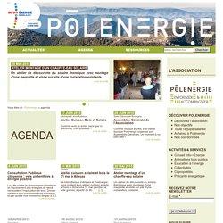 Liste évènements « : Polenergie