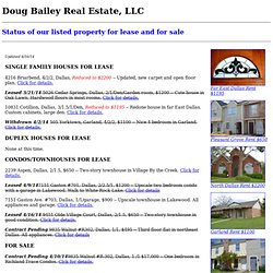 Doug Bailey Real Estate