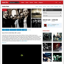 Linkin Park – Discover music, videos, concerts, & pictures at La