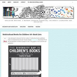 Multicultural Books for Children: 50 Great Lists
