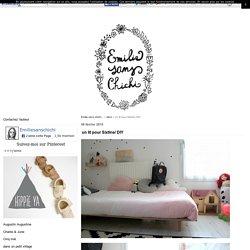 un lit pour Sixtine/ DIY - Emilie sans chichi...