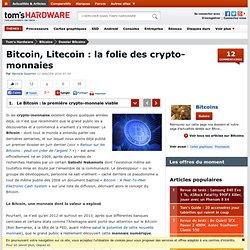 Bitcoin, Litecoin : la folie des crypto-monnaies - Le Bitcoin : la première crypto-monnaie viable