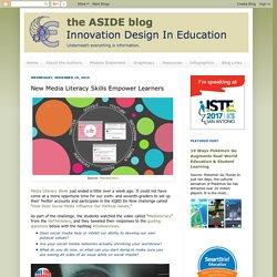 New Media Literacy Skills Empower Learners