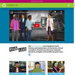 Literacy and Leadership Through Digital Gaming