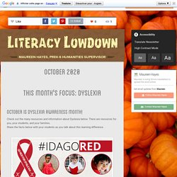 Literacy Lowdown