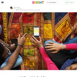 Why Web Literacy Matters, Too — Bright
