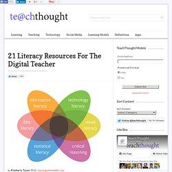 21 Literacy Resources