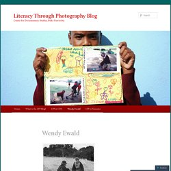 Literacy Through Photography Blog