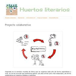 Huertos literarios: Proyecto colaborativo