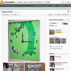 Literary Clock