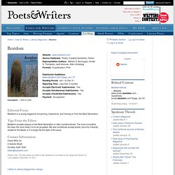 Beatdom | Literary Magazines Database