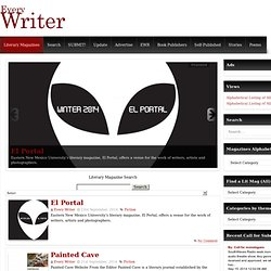 Literary Magazines - Listings of Literary Magazines and Journals