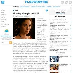 Literary Mixtape: Jo March