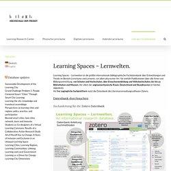 Learning Spaces (Hochscule Medien Stuttgart) - Literatur & Datenbank
