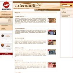 Literatura - Biblioteca de autores