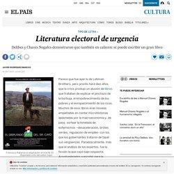 Miguel Delibes: Literatura electoral de urgencia