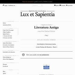 Instituto Cultural Lux et Sapientia - ICLS