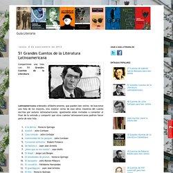 51 Grandes Cuentos de la Literatura Latinoamericana