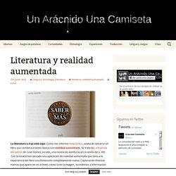 Literatura y realidad aumentada