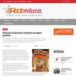 Clássicos da literatura brasileira em games gratuitos - ARede educa