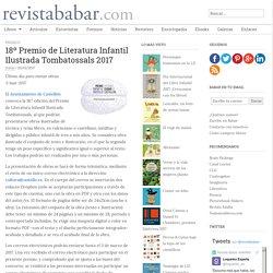 18º Premio de Literatura Infantil Ilustrada Tombatossals 2017