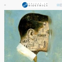 What do Sci-Fi, Literature, and Art have to do with Bioethics?: On Bioethics and Art — Voices in Bioethics