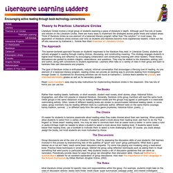 Literature Learning Ladders