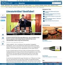 Literaturkritiker? BookTuber!