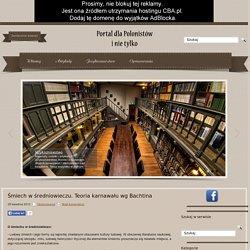 Teoria literatury - opracowania, artykuły, materiały