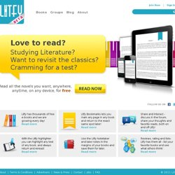 Litfy - All the free e-books you can muster