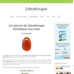 Les pierres de lithothérapie conseillées
