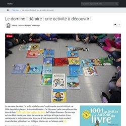Le domino littéraire : une activité à découvrir ! - Les p'tits mots-dits