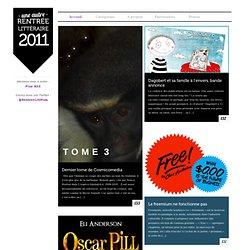 Une autre rentrée littéraire Spirit of 76: mettez un tigre dans votre iPad!