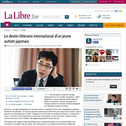 Le destin littéraire international d'un jeune autiste japonais