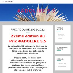 #ADOLIRE Morbihan