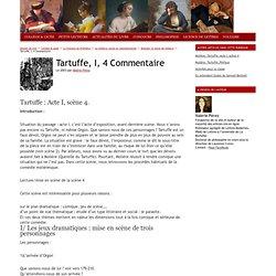 Tartuffe dissertation