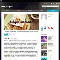 Littératie numérique : Cours intensif sur la protection de la vie privée