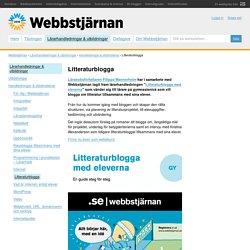 Litteraturblogga